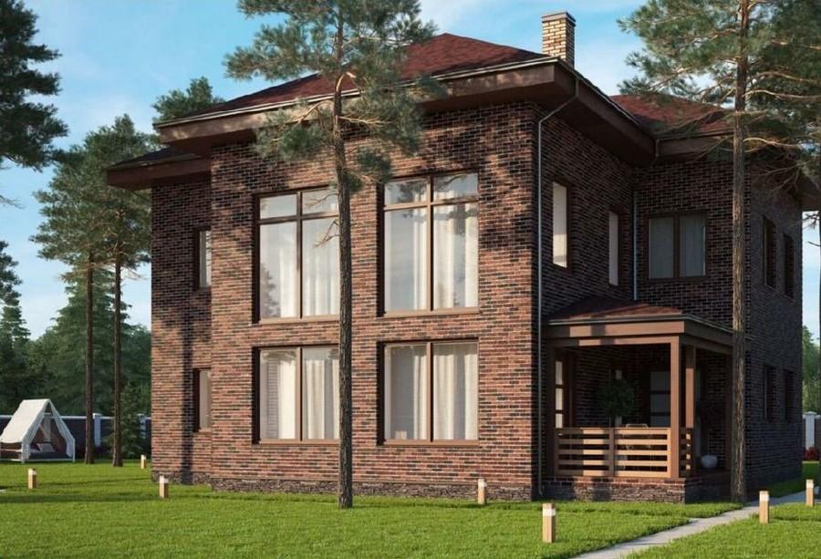 Дом в Вудлэнд 241 кв.м