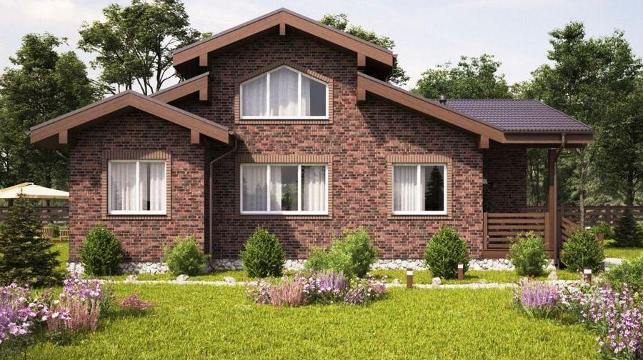 Дом в Вудлэнд 150 кв.м.