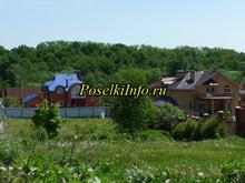 Участки в деревне Горки